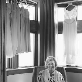 by Michelle J. Varela - Wedding Getting Ready