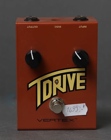Vertex T-Drive USED. Very good condition with box.