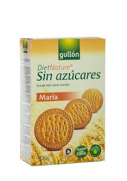 Galletas Gullón María   Diet Nature Sin Azucares Caja X400G.