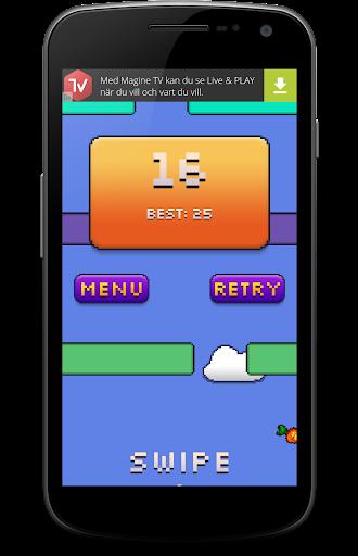 Rising Spinning Carrot|玩街機App免費|玩APPs