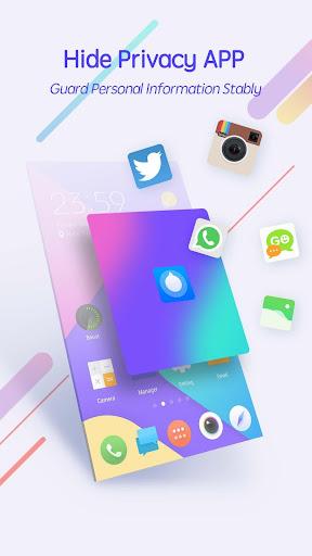 ZERO Launcher - Theme, Wallpaper screenshot 5