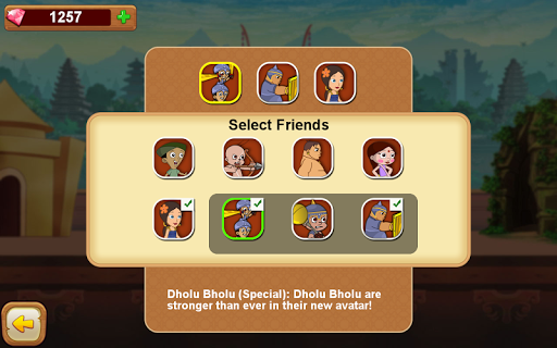 Chhota Bheem : The Hero  screenshots 5