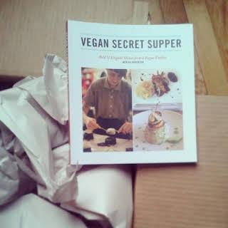 Vegan Secret Supper with Merida Anderson.