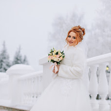 Wedding photographer Dmitriy Nikitin (nikitin). Photo of 27.12.2018