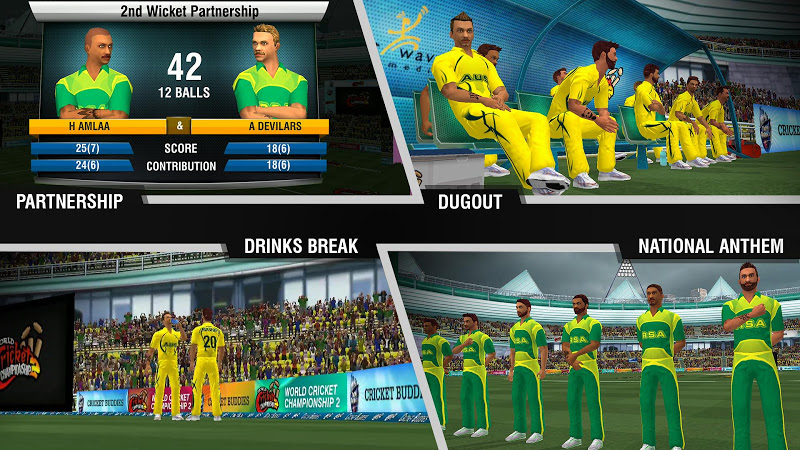 World Cricket Championship 2 - WCC2 Screenshot 5