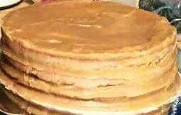 Kentucky Stack Pie. Recipe