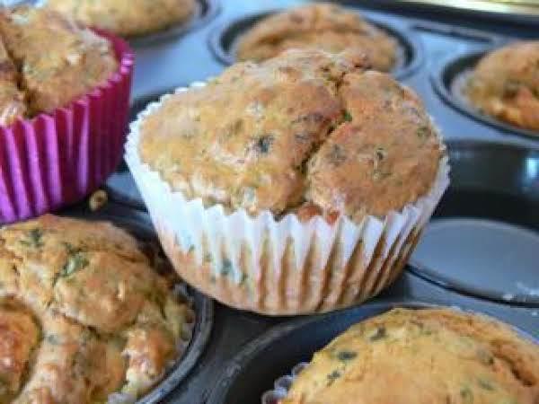 Fresh Herb Muffins Recipe
