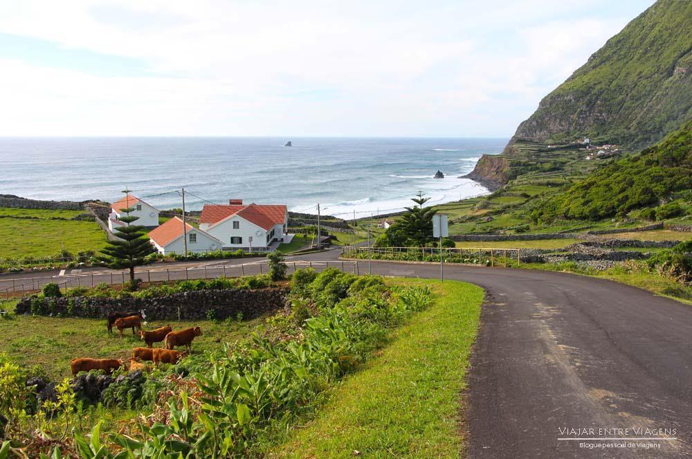 Dormir nas CASAS DA CASCATA, um lar no paraíso da ilha das Flores | Açores