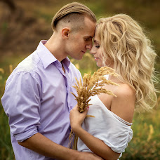 Wedding photographer Oksana Mala (omala). Photo of 18.09.2017