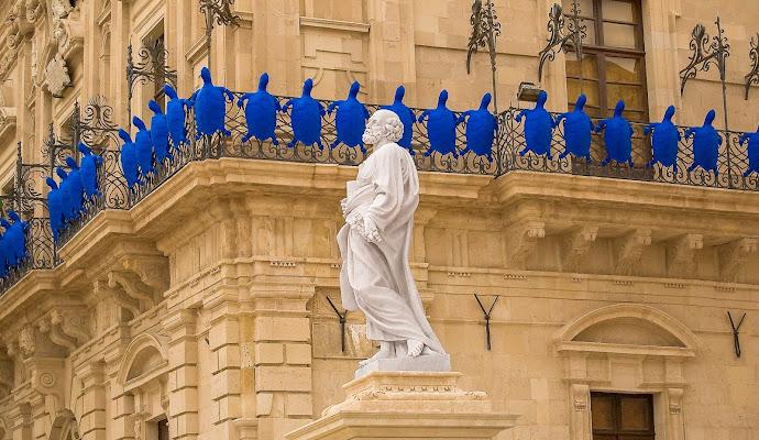 Tutto tranne il blu! di simona cancelli