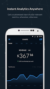 Control: Stripe, PayPal & Square Analytics- screenshot thumbnail