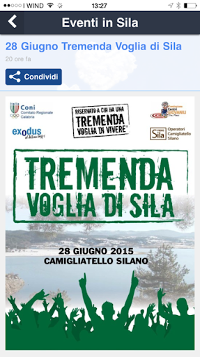 Eventi in Sila - Camigliatello
