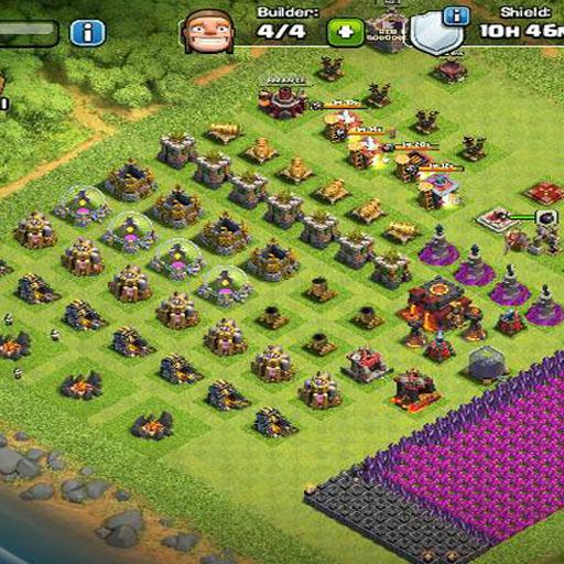 clash of clan latest version apkpure