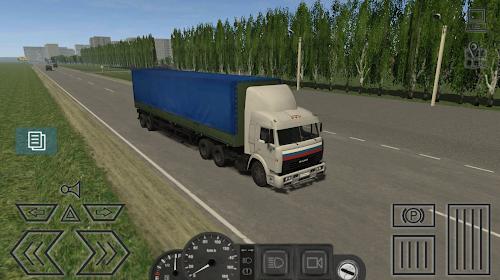 Screenshot 1 Motor Depot 1.023 APK+DATA MOD