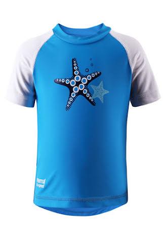 Reima Azores 581014-7350 Ocean Blue uv t-shirt