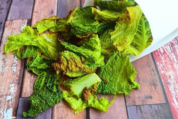 Cabbage Crisps
