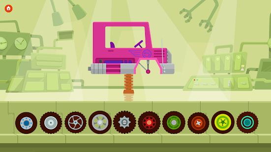 Dinosaur Truck- screenshot thumbnail