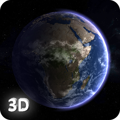 Earth 3D Live Wallpaper Apps für Android