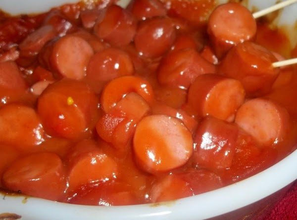 Spicy - Tangy - Weiners Recipe