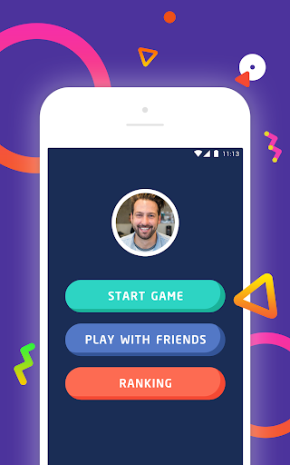 10s - Online Trivia Quiz with Video Chat 0.39 Screenshots 1