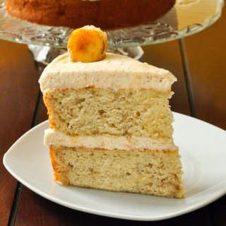 Banana Cake With Brown Butter Frosting Recipes