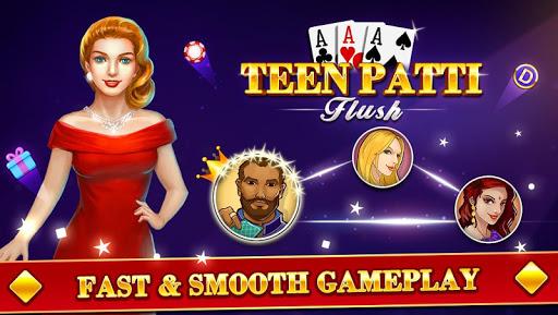 Teen Patti Flush: 3 Patti Gold for PC