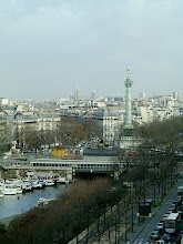 Photo: Bastille, bassin de l'Arsenal