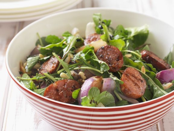 Cured Pork with Leaves Recipe