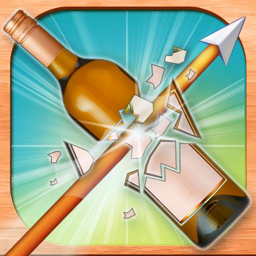 Bottle Shoot: Archery 街機 App LOGO-APP開箱王