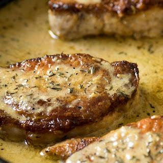 Lemon Thyme Pork Chops.