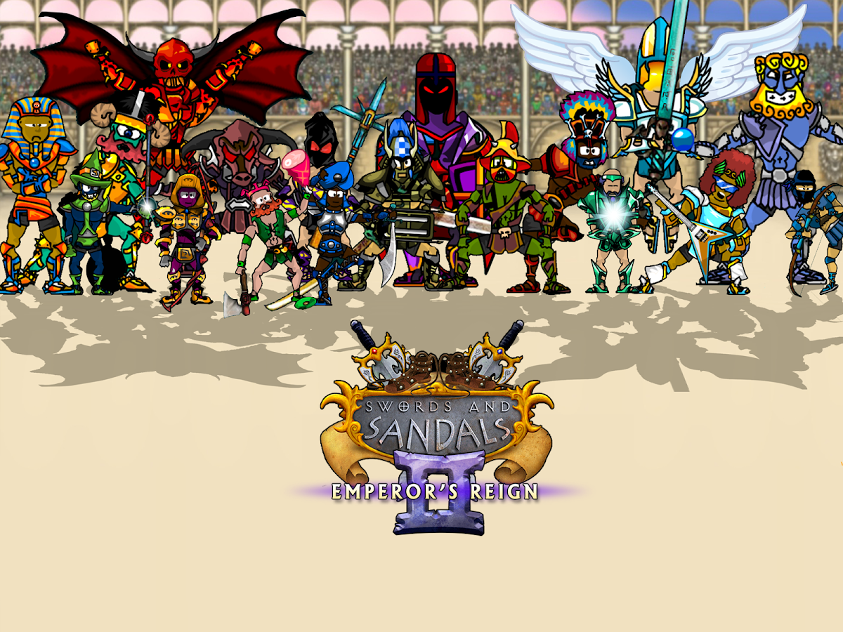 Swords and Sandals 2 Redux- screenshot