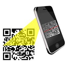 Photo: 手機QRcode輸入