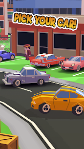 Taxi Run – Crazy Driver MOD (Unlimited Money/Cars/Skins) 2