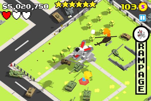Smashy City - Monster Game apkpoly screenshots 8
