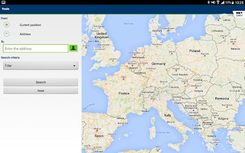 OMV Filling Stations screenshot 6