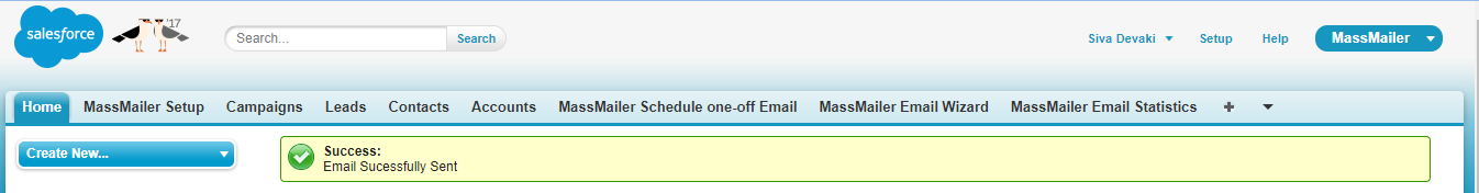 Email Send Success.PNG