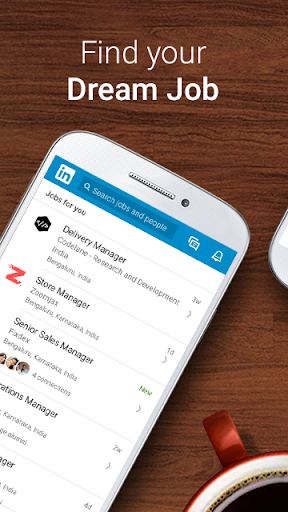 LinkedIn Lite: Easy Job Search, Jobs & Networking 2.3.1 gameplay | AndroidFC 1