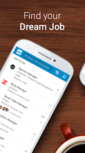 LinkedIn Lite: 1 MB Only. Jobs, Contacts, News Screenshot