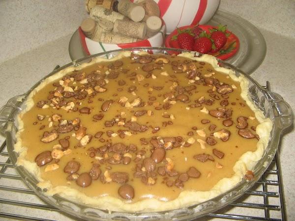 Cinco De Mayo Peanut Pie Recipe