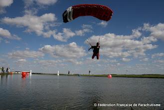 Photo: Canopy piloting, Conduite de Voile