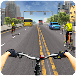 Bicycle Racing & Quad Stunts Icon