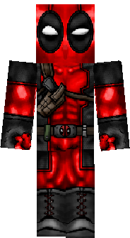 This is Deadpool Hd Skin.