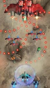 حروب الفضاء: لعبة اطلاق النار سفينة الفضاء 4