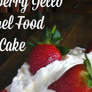 Jello Angel Food Cake Recipes.