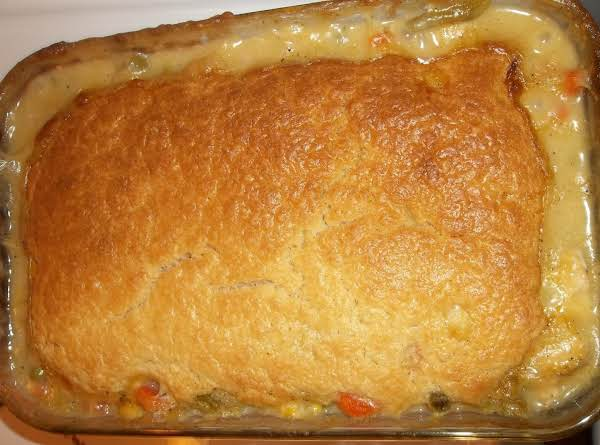 Melt In Your Mouth Chicken Pot Pie