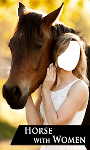 Horse With Women Suit- screenshot thumbnail