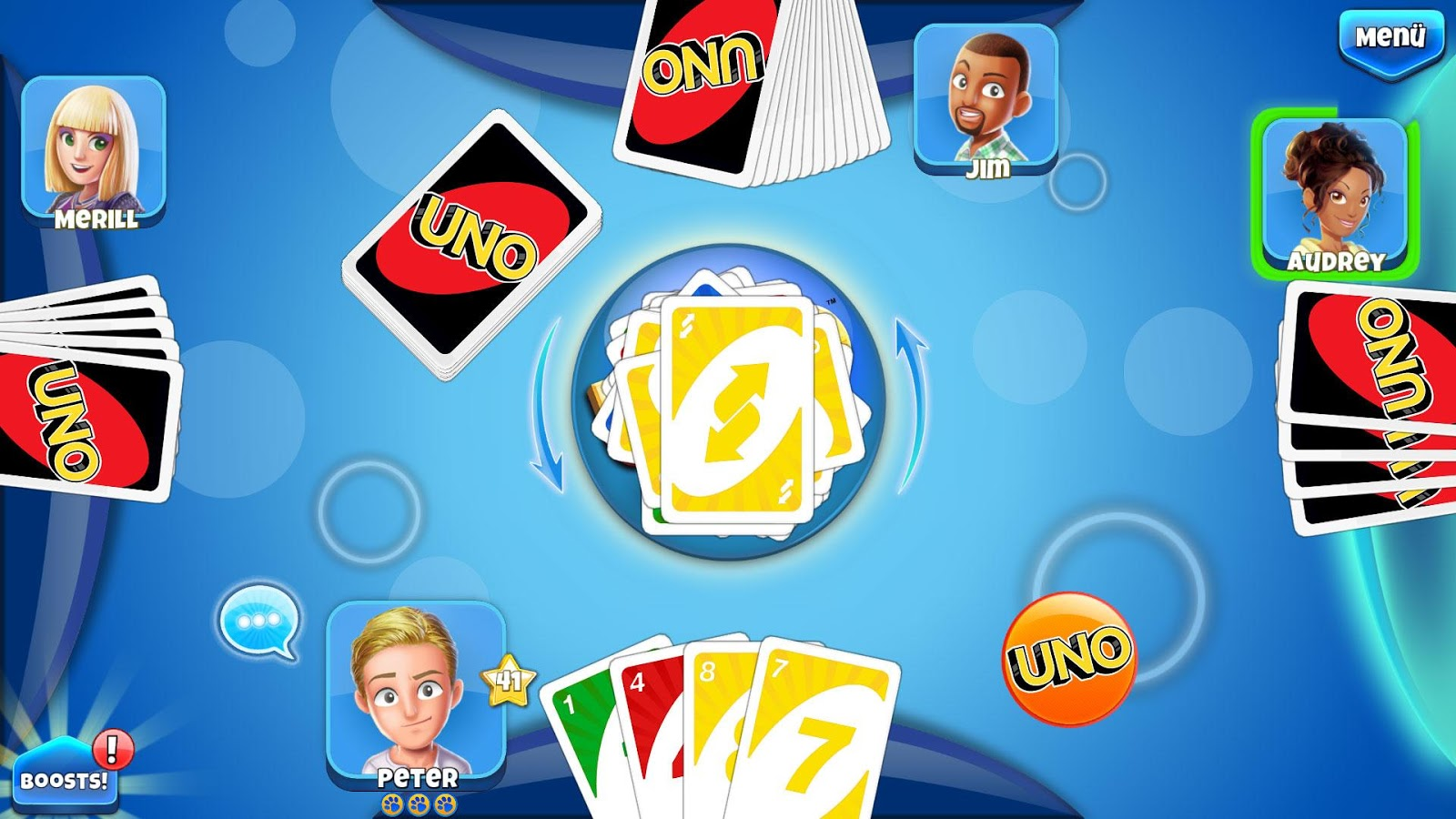 UNO ™ & Friends – Screenshot