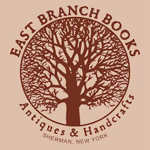 "Photo: ""East Branch Books"" logo"