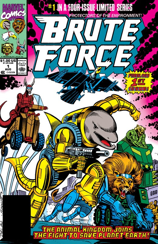 Brute Force (1990) - complete