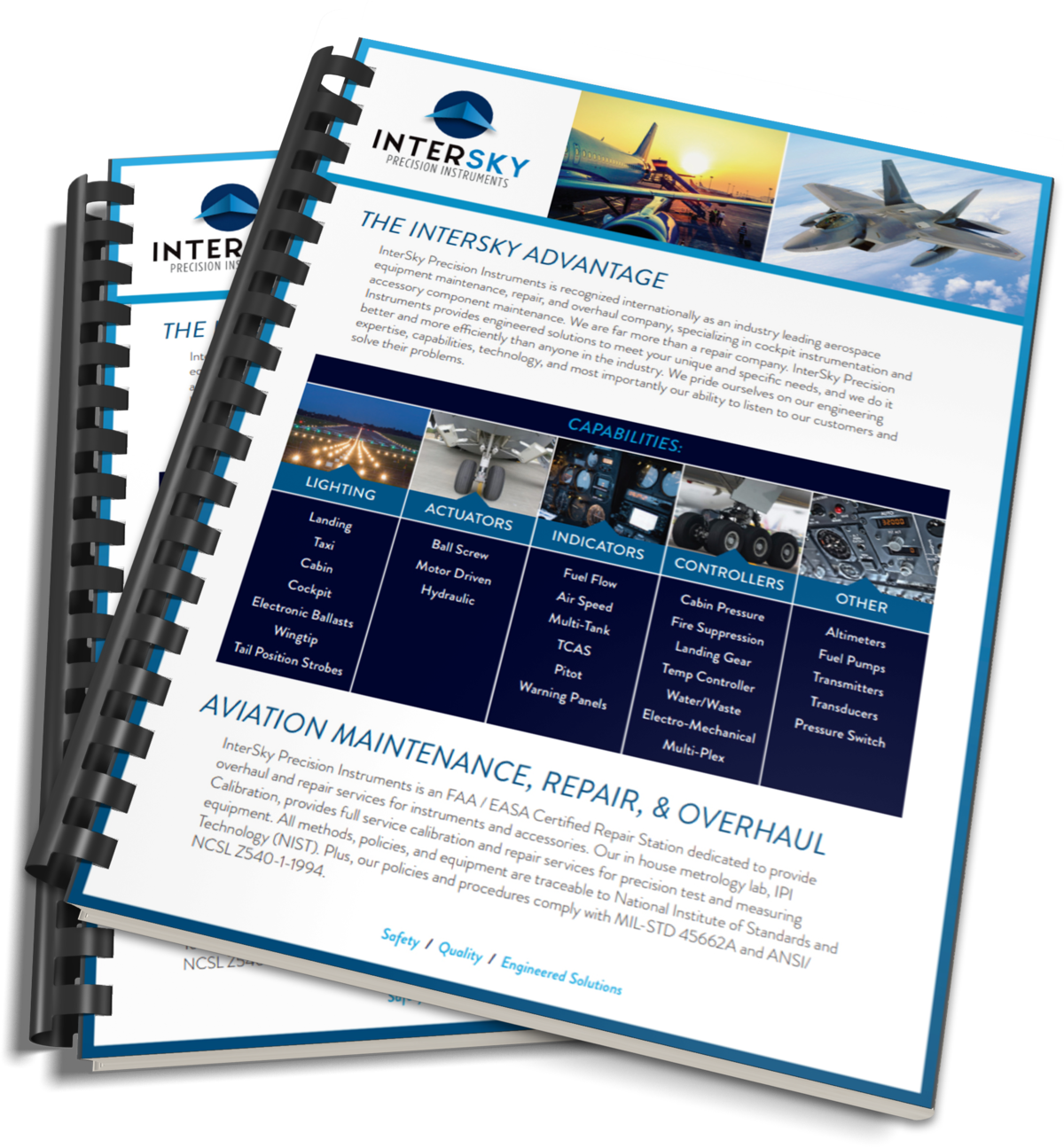 aviation mro and calibration information kit